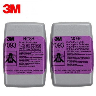 7093 | 3M™ Particulate Filter 7093 P100