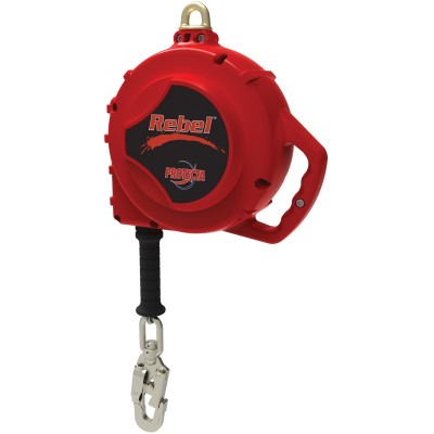 Rebel™ SEE718 | Self Retracting Lifeline 3M PROTECTA FALL PROTECTION 50'