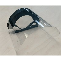 Polycarbonate Face Shield Protection
