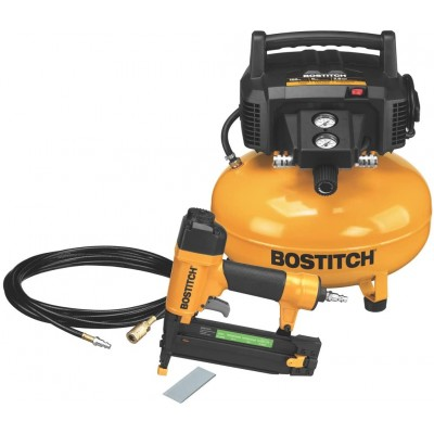 BTFP1KIT-CA / Bostitch BTFP1KIT-CA Compressor & Brad Nailer Combo Kit