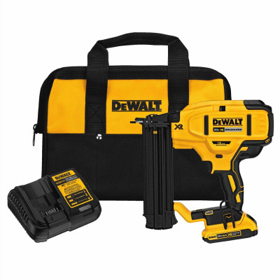 DCN680D1 | 20V MAX* XR® 18 GA Cordless Brad Nailer Kit