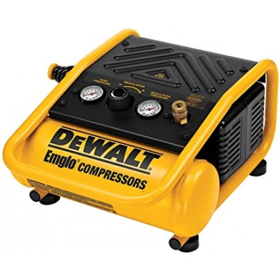 D55140 | 1 Gal. Portable Electric Trim Air Compressor Dewalt
