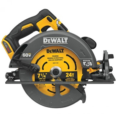 DCS578B | Dewalt DCS578B FLEXVOLT 60V MAX* Brushless 7-1/4 in. Cordless Circular Saw with Brake (Tool Only)