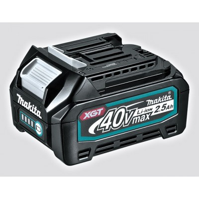 191E74-3 / Makita 191E74-3 XGT 40V Max Bl4025 (2.5Ah) Li-Ion Battery
