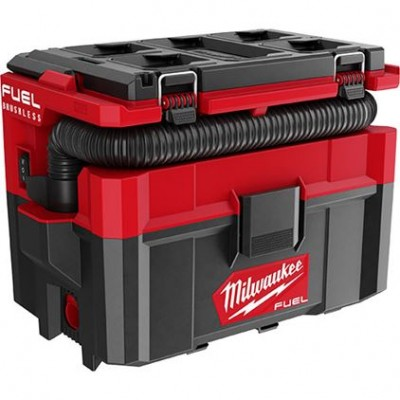 0970-20 | Milwaukee 0970-20 M18 FUEL PACKOUT 2.5 Gallon Wet/Dry Vacuum
