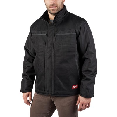 253B | Milwaukee Tool Black GRIDIRON™ Traditional Jacket