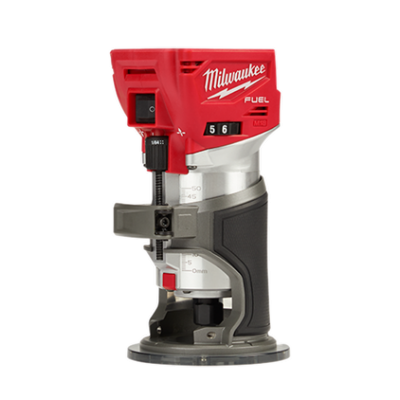 2723-20 / 2723-20 M18 FUEL™ Compact Router Milwaukee