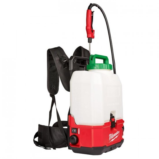 2820-20PS | Milwaukee 2820-20PS M18 SWITCH TANK 4-Gallon Backpack Sprayer