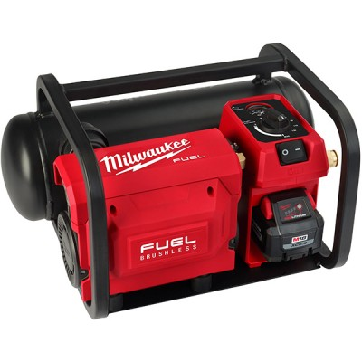 2840-20 | Milwaukee 2840-20 M18 FUEL 2 Gallon Compact Quiet Compressor
