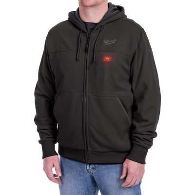 302B-21 | Milwaukee Tool Black M12™ Heated Hoodie Kit