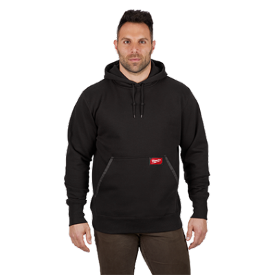 Milwaukee 350 | HEAVY DUTY PULLOVER HOODIE WORKWEAR SERIES