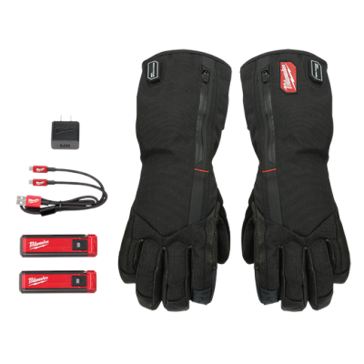 561-21 / USB Rechargeable Heated Gloves Milwaukee